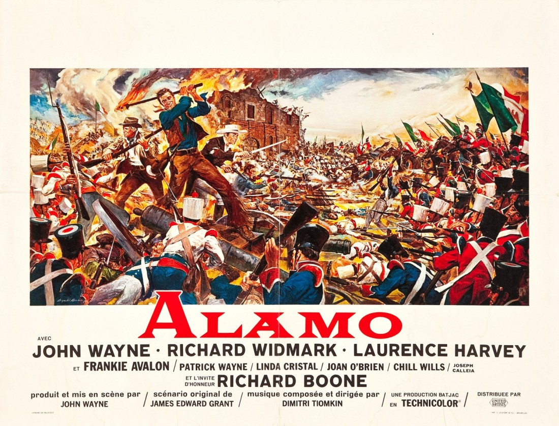 Jeff Arnold's West: The Alamo (United Artists, 1960)