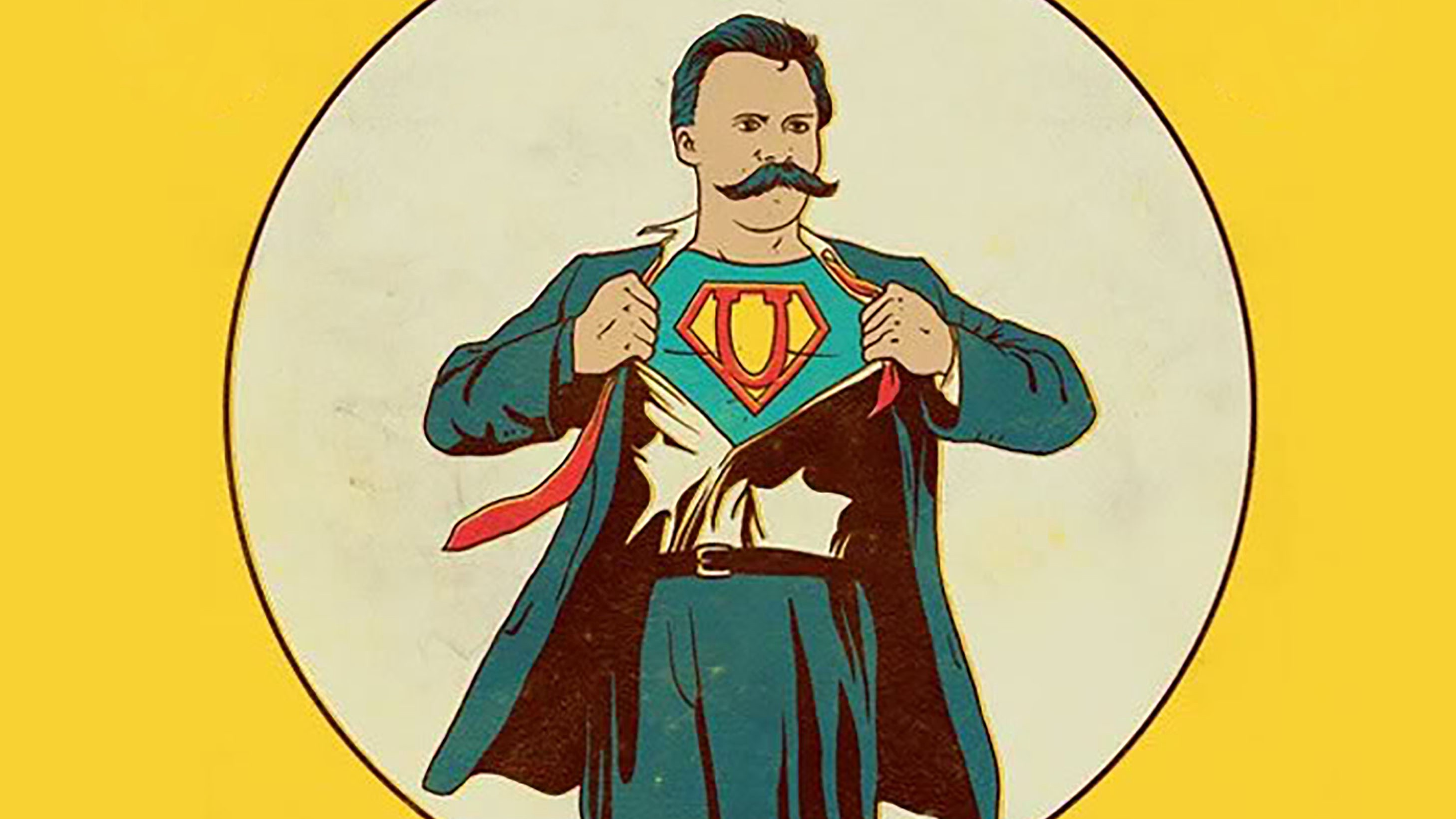 Breeding Nietzsche's Superman. The Most Important Concept in… | by The  Modern Platonist | Interfaith Now | Medium